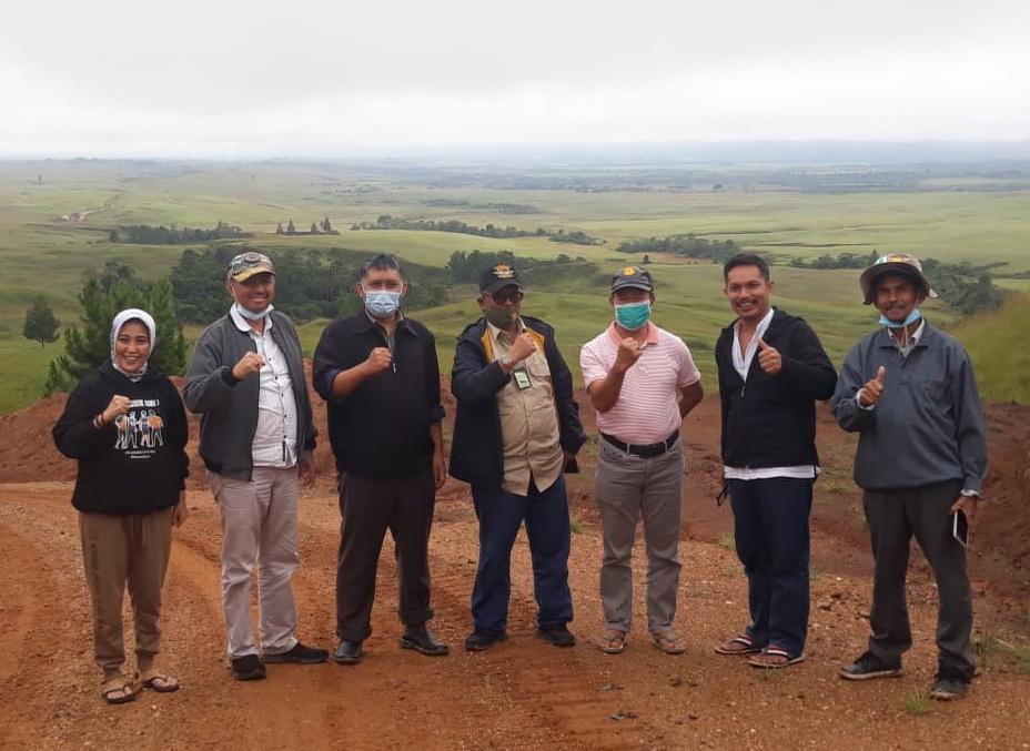 Agretail - Terkait Rencana Pengembangan Tanaman Kopi Di Sulawesi Tengah, Dua Staf Khusus Mentan Kunjungi Lembah Napu Kabupaten Poso
