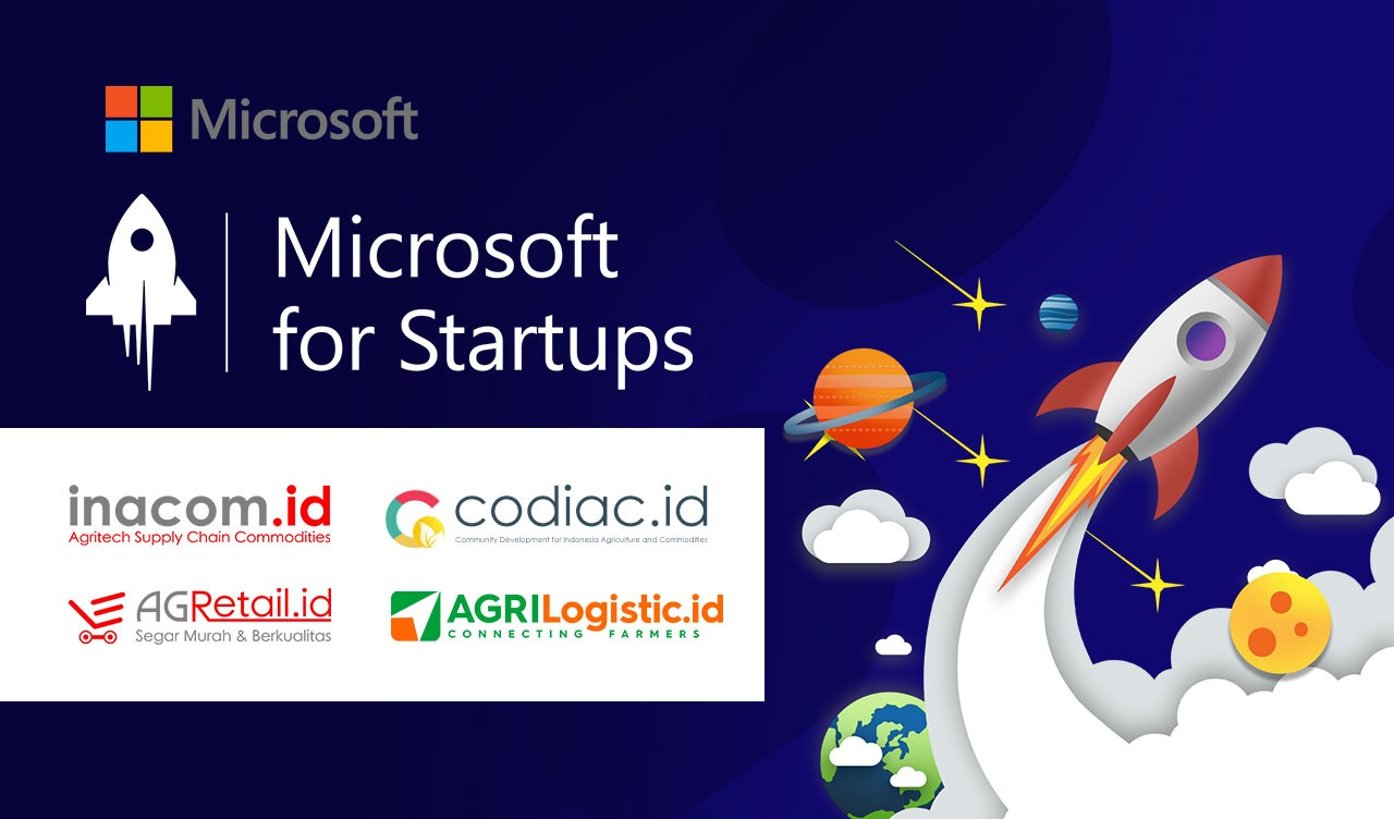 Agretail - Welcome to Microsoft for Startups