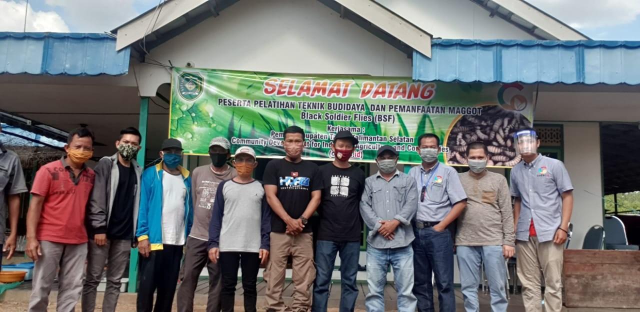 Agretail - Pelatihan Budidaya Maggot BSF